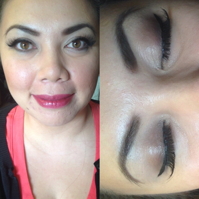 Wedding Makeup Acne Scars : cystic acne Makeup by Rochelle Delossantos